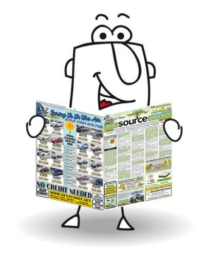 joe business reads the source weekly